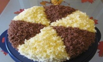Торт Кудряшка