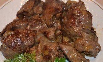 Вкусный рецепт говяжьей печени
