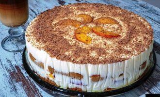 Самый модный торт без выпечки. Рецепт Тирамису